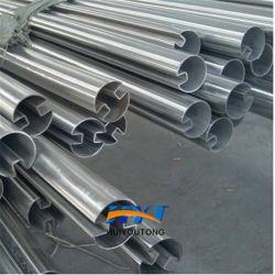 Espessura fina de tubos de aço inoxidável ASTM A213 Tubos em forma de TP304