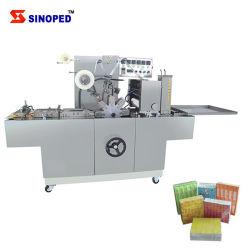 자동적인 투명한 뻗기 필름 패킹 감싸는 기계 담배 포장기 수축 포장기 작은 포장 기계장치