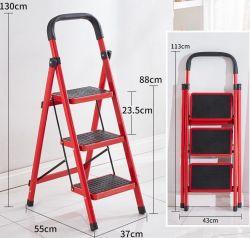 가정용 사다리 접이식 단계 사다리 다기능 헤링더