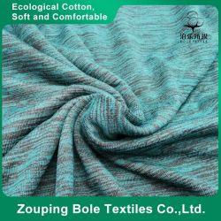 Полиэстер бамбук древесный уголь спандекс пряжи Вся обшивочная ткань ткань
