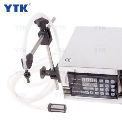 Ytk-machine voor het vullen van vloeistoffen met een kwantitatieve fles van 5-3500 ml.
