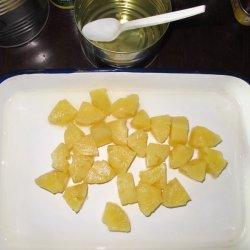 Conserve di frutta in scatola Pineapple Chunk Foods spedizione veloce