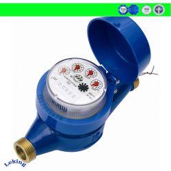 情報処理機能をもったかスマートなLoraの水道メーターAMRの実用的な計算、無線Lorawan/Mbus/Pulse/GPRS/Modbus RS485、DN15/20/25mmの工場