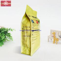 Sacchetti dell'imballaggio dell'alimento per animali domestici con le stampe complete e 8 sigillamenti dei lati