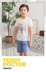I vestiti dei vestiti dei bambini hanno stampato l'usura della casa di usura di svago di stile delle automobili delle grandi rotelle