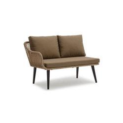 سعر الجملة أثاث في الهواء الطلق كرسي عثماني كرسي ستول PE الخيزران مصنع مقعد شرفة حديقة ألومنيوم