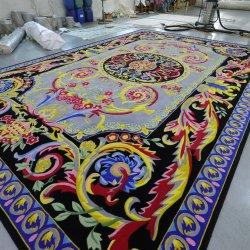 Ковры на полу и ковер нейлоновый материал мода геометрия бамбук шерсть ковер ковров