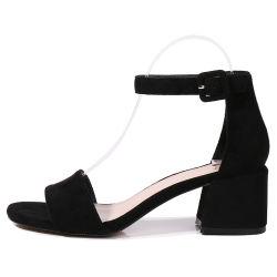 Sandals di cuoio dell'unità di elaborazione delle donne di modo di estate del pattino basso casuale del tallone della signora Women
