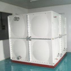 100000литров гайки резьбовые собранный из стекловолокна FRP GRP резервуар для воды