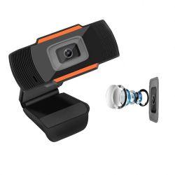 Простой в использовании интерфейс USB 2.0 веб-камеры высокой четкости с микрофоном