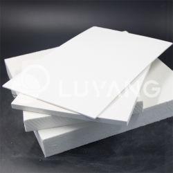 Vuurvaste isolatie-isolatiemateriaal keramische vezelplaat voor industriële toepassingen