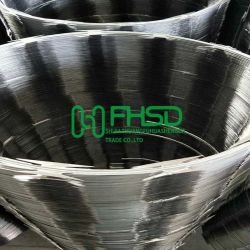 El precio bajo el alto grado de concertina bobinas de acero galvanizado en caliente de alambre de navaja Cbt-65