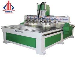 Preço de máquinas CNC de madeira/roteador de madeira escura máquina de esculpir/3D Router CNC de Alívio
