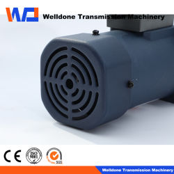 220V 550W 2000rpm AC 스트리트 스위핑 머신 소형 AC 기어 모터 저온 상승, 긴 수명