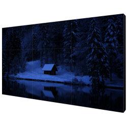製造業者のスクリーン4Kの表示パネルLCDのビデオ壁の台紙を広告する安い価格3X3のコントローラのスプライサ