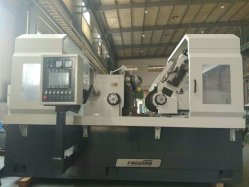 Hohe Präzision, die CNC-Rundschleifer für großer äußerer Durchmesser-reibendes Modell L600 reibt