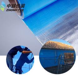 高品質のアルミホイル屋根Sarking 3bf7-18のための編まれたファブリック熱の絶縁材