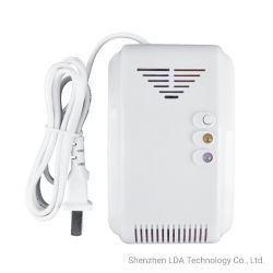 Cocina independiente del sensor de fuga de gas del cilindro del Sensor Electrónico de alarma de gas