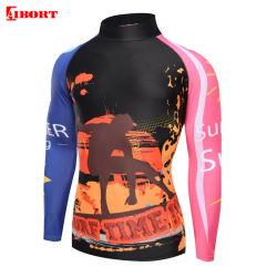 Magliette di compressione di Aibort - 3D ha stampato la protezione di sbalzo di usura di sport degli uomini delle magliette (maglietta 136)
