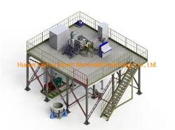 L'atomisation de l'eau de l'Équipement personnalisé de la poudre de fer le matériel de production de cuivre