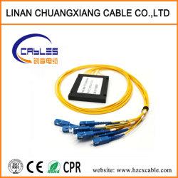 De Kabel van het Communicatienetwerk van de Vezel van de Optische Kabel van de Kabel van de Daling FTTH