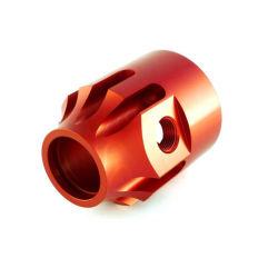 Conception OEM de haute qualité en aluminium à usinage CNC 6012 Carter de réglage