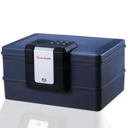 튼튼한 수지 케이싱 짜임새 외면을%s 가진 최고 안전한 안전 상자는, 보호한다 CD/DVD/External HDD (2030DC)를