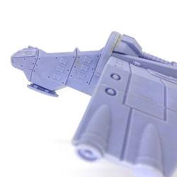 Dienst van de Druk van het Roestvrij staal SLS van het Ontwerp van de Vorm van het Prototype van het Metaal van de hoge Precisie de Industriële 3D