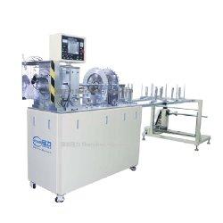 Parte inferior del cilindro el cilindro de ultrasonidos máquina de formación soldadora Caja Semi-automático máquina de formación del tubo del cilindro de PVC Pet PVC transparente para el tubo del cilindro