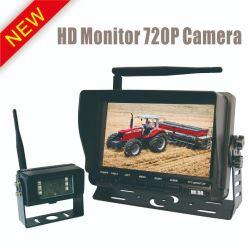 La alta calidad 720p Ahd Coche Cámara infrarroja inalámbrica digital con monitor