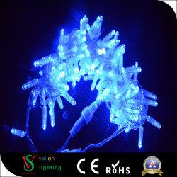 عطلة في الهواء الطلق 100 LED خيط أضواء 10 م 220 فولت عرس عيد الميلاد زخارف الحفلات غارلاند إضاءة عيد الميلاد ضوء