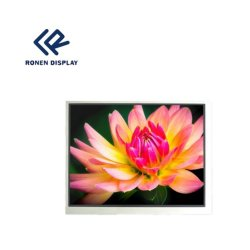 640*480 5.7Inch Visor LCD para equipamento de controlo industrial