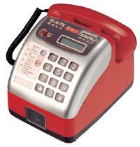 De Publieke telefooncel van PSTN (ht8868-5)