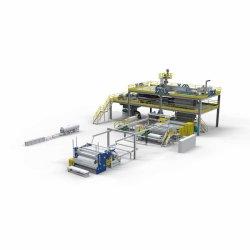 S PP 무직물 제조 기계 및 섬유 기계 무직포 스패인본드 쇼핑백 및 포장 마키나 데 텔라에는 테지다가 없습니다