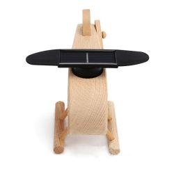 수제 유아용 선물 나무 장난감 작은 비행기 나무 아이들 장난감