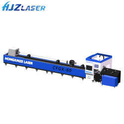 싼 가격 양탄자 섬유 Laser 절단기 관 및 격판덮개