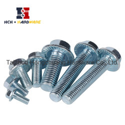 Bullone di /SS304/A2-70/DIN6921/DIN933/DIN931/Flange del acciaio al carbonio/bullone Hex/bullone d'ancoraggio capo del carrello Bolt/T Bolt/U-Bolt/Wedge