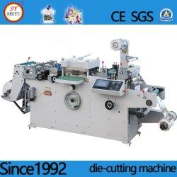 Máquina de corte automático cama plana etiqueta de papel autocolante Die máquina de corte, autocolante Die máquina de corte
