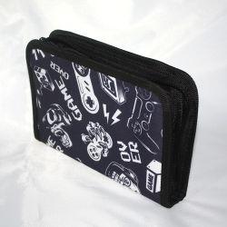 Un diseño personalizado PP Lápiz, Bolsas y maletines con cierre de cremallera