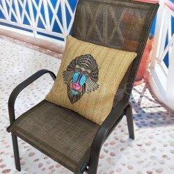 Un matériau spécial tissé étanche Oreillers et coussins décoratifs personnalisés