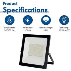 50W paisagem de LED e luzes de marcação, via LED acende com a cor branca quente de lâmpadas impermeável IP65 para entrada, jardim relvado, inundação, piscina, jardim exterior