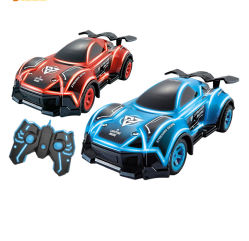 Afstandsbediening Auto 1: 16 schaal RC Racing Cars 2.4GHz 60 Min Play Metals High Speed Electric Sport Racing Hobby Toy Car Vehicle Gifts for Boys Girls Kids Toy