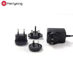 Schaltungs-Stromversorgung Wechselstrom-Gleichstrom-Wand-Energien-Adapter 5V 3000mA des Input-100 240V 50/60Hz mit Mirco USB-Typen c-Kabel