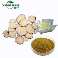 Natuurlijke Plantenextract Witte Pioenrootextract Paeoniflorine 2%
