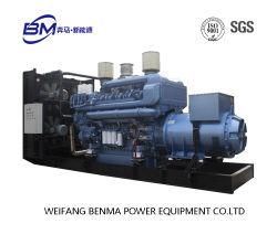 Weichai Baudouin 2000KW / 2500kVA Groupe électrogène Diesel à partir d'usine OEM