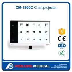 См-1900c высокого качества оборудования в офтальмологии ЖК монитор глаз диаграммы