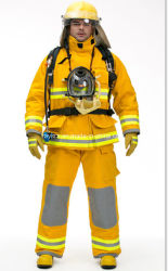 La norme NFPA 1971 Costume Lutte contre les incendies