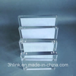 A6, A5, A4, A4, un comptoir libre Picuture acrylique permanent Frame, Cadre Photo en acrylique
