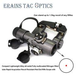 Компактный Dragunov Svd 1X30 пистолет коллиматора из виду Red Dot Визуальный стиль Sks Tigr боковое крепление Cqb оптический винтовка сферы применения