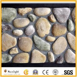 Rivière de haute qualité naturelle de galets et de galates la pierre pour l'aménagement paysager de jardin